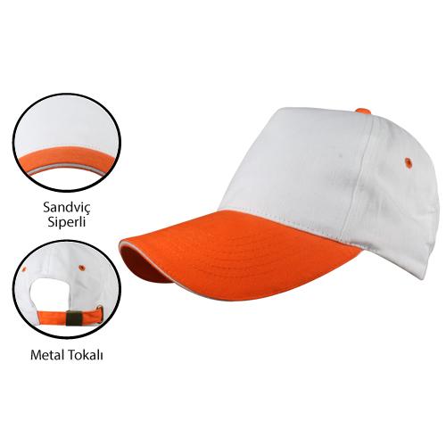 beyaz-turuncu-siper-tokalı