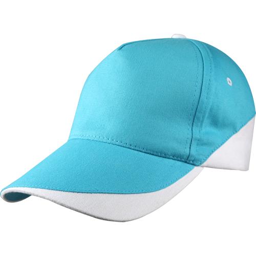 turkuaz-beyaz-parçalı-şapka