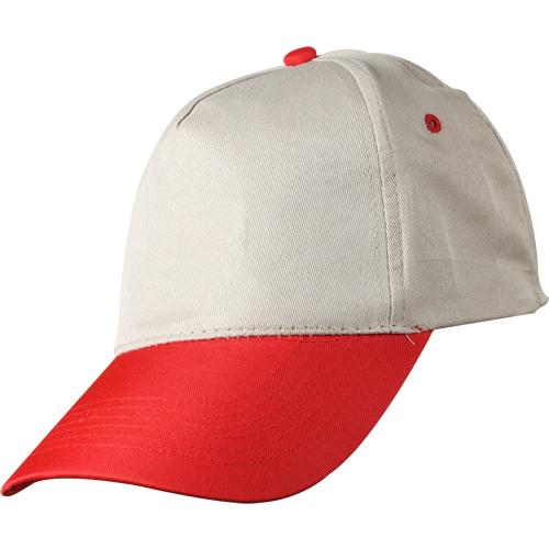 bej-kırmızı-siperli-şapka
