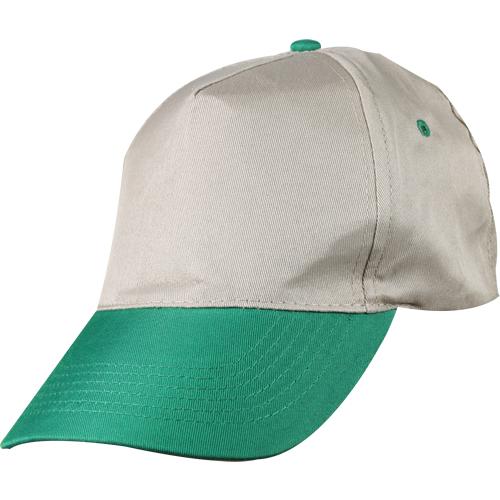 bej-yeşil-siperli-şapka