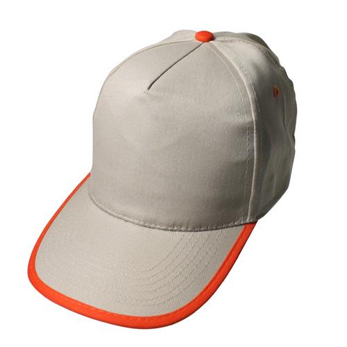 bej-kırmızı-biyeli-şapka