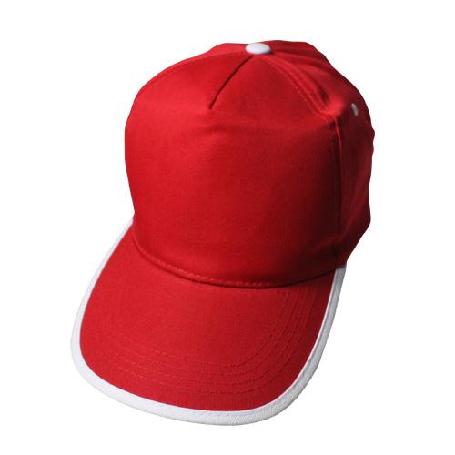 kırmızı-beyaz-biyeli-şapka
