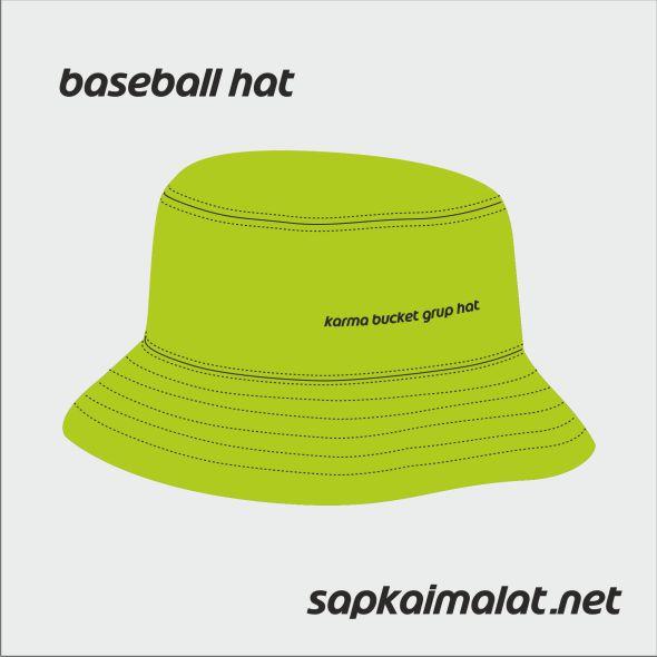 Bucket Şapka 1