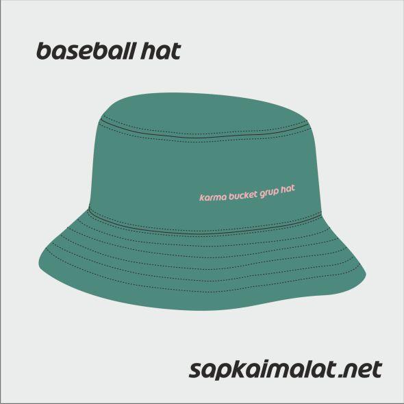 Bucket Şapka 7
