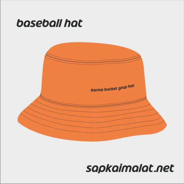 Bucket Şapka 3