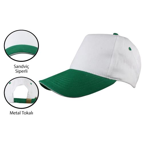 beyaz-yeşil-siper-tokalı