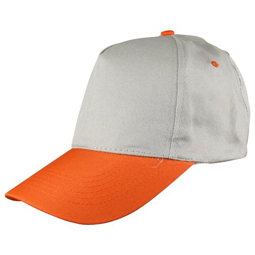 beyaz-turuncu-siperli-şapka