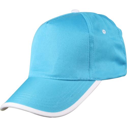 turkuaz-beyaz-biyeli-şapka