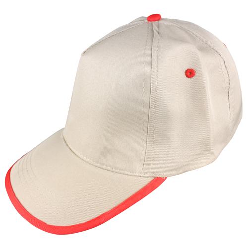 bej-turuncu-biyeli-şapka