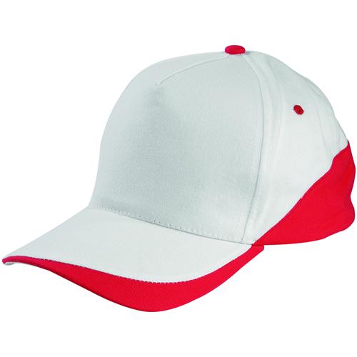 beyaz-kırmızı-parçalı-şapka