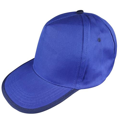 saks-lacivert-biyeli-şapka