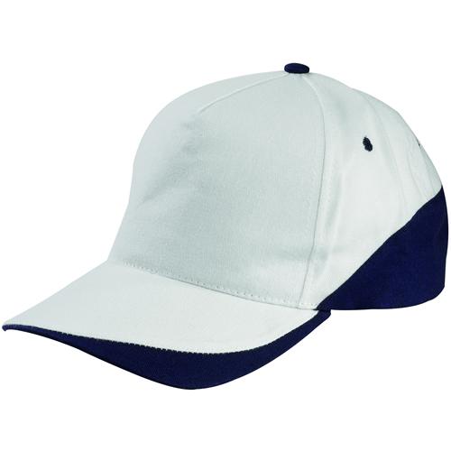 beyaz-lacivert-parçalı-şapka